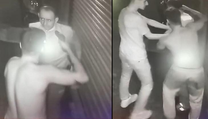 Bekçinin başına silah doğrulttu, serbest kaldı! Görüntüler delil olunca tutuklandı
