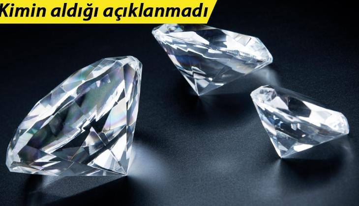 12.3 milyon dolarlık elmas kripto parayla satıldı