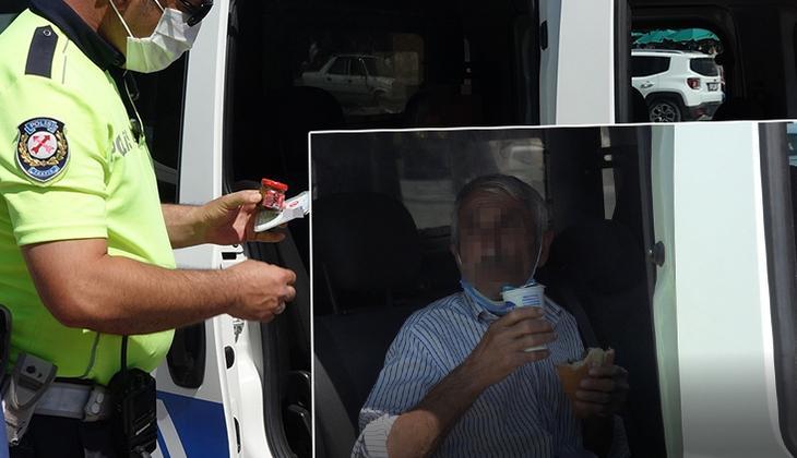 Çorum'da iğrenç iddia! Tacizden gözaltına alındı, elindeki döner ayranı bırakmadı