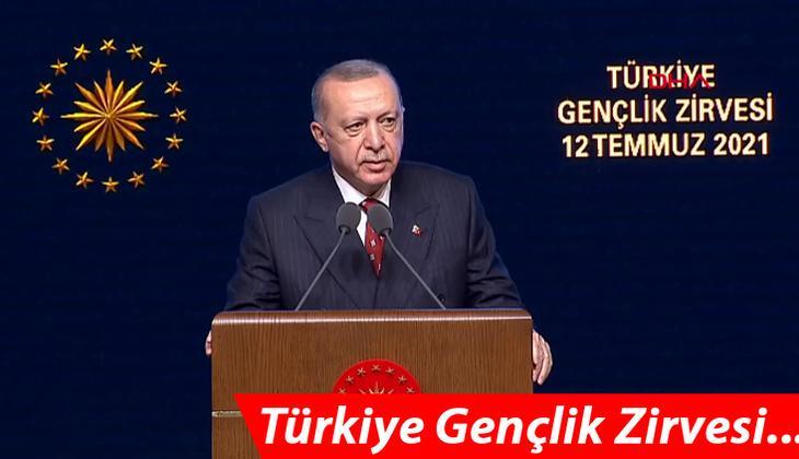 Son dakika... Cumhurbaşkanı Erdoğan: Gençlerin kanı üzerinden ikbal devşirmeye çalışanlara fırsat vermedik, vermeyeceğiz