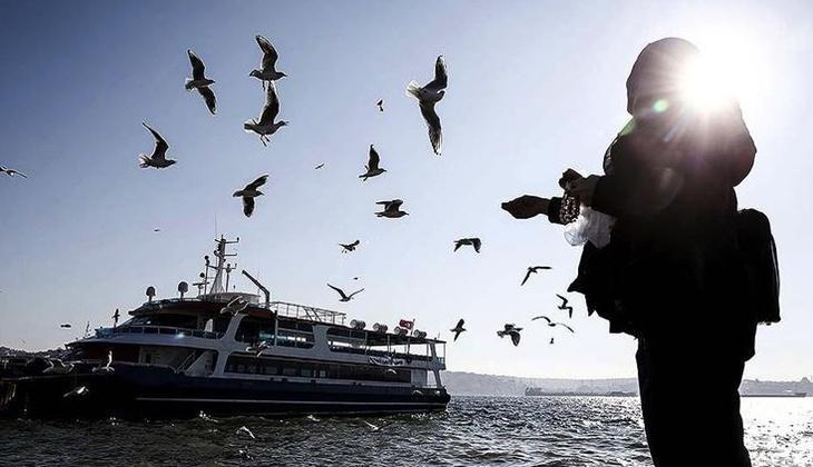 Son dakika... Meteoroloji duyurdu! İstanbullular dikkat: Hava sıcaklıkları artıyor