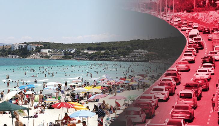 Büyük tatil göçü! Bayram döneminde 10 milyon kişi seyahat edecek