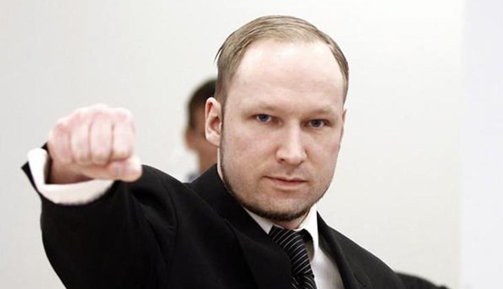 77kişininkatiliAnders BehringBreivik'tenskandalistek!