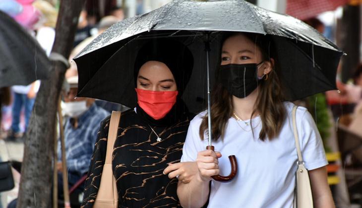 Meteoroloji'den 6 il için son dakika hava durumu uyarısı