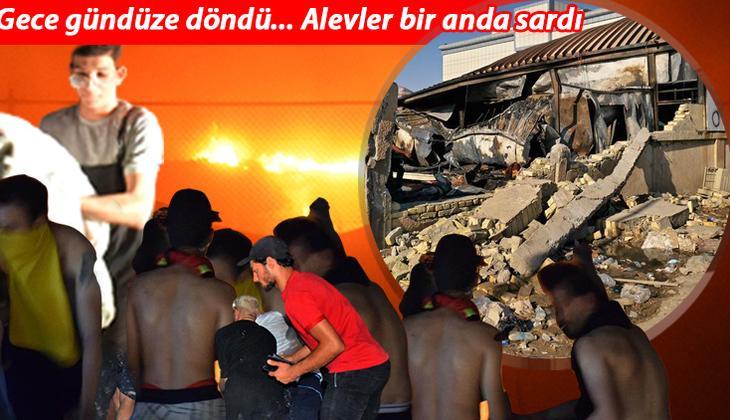 Son dakika haberi: Irak'ta yangın felaketi... Kovid hastanesinde 64 kişi hayatını kaybetti