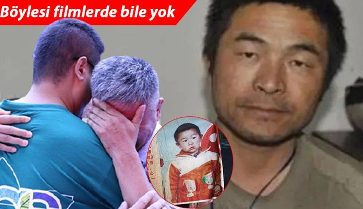 Ağlatan buluşma: Kaçırılan oğlunu 24 yıl sonra buldu!