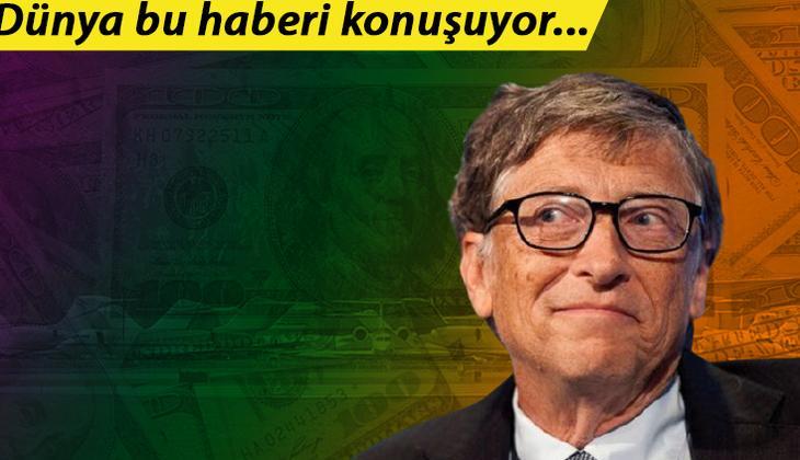 Son dakika: Bill Gates'ten boşanma itirafı! Sessizliğini orada bozdu!