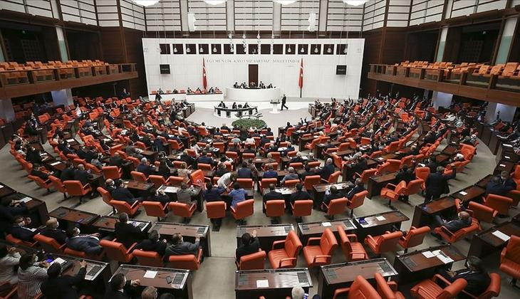Son dakika haberi: Ekonomiye ilişkin teklif Meclis'ten geçti