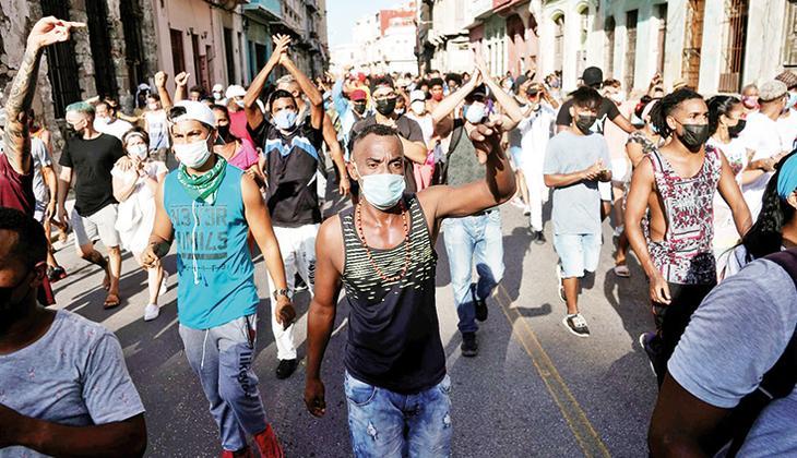 Küba niye karıştı? 5 soruda orada neler oluyor