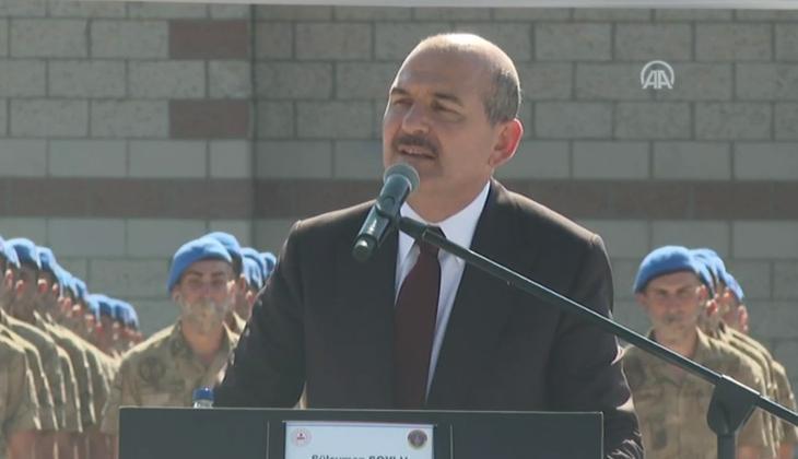 Son dakika... İçişleri Bakanı Soylu böyle duyurdu: Cumhurbaşkanımız talimat verdi, aslanlarımız inlerini başlarına yıktı