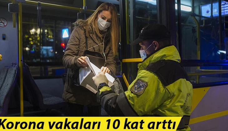 Yunanistan'da günlük Kovid-19 vakaları 10 kat arttı! Hükümetten sert önlemler
