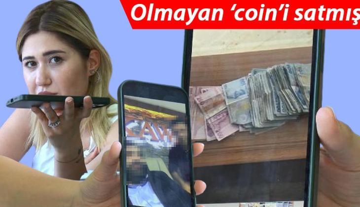 Son dakika... Türkiye'de yeni kripto para vurgunu! Olmayan 'coin'i satmış... 14 milyon TL dolandırdı