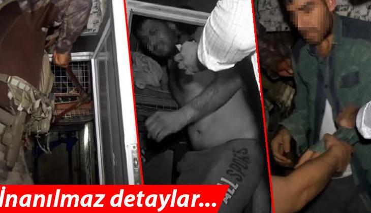 Son dakika: 'Şirinler' çetesi operasyonunda flaş detaylar: 2 kişiyi kafeste beslemişler