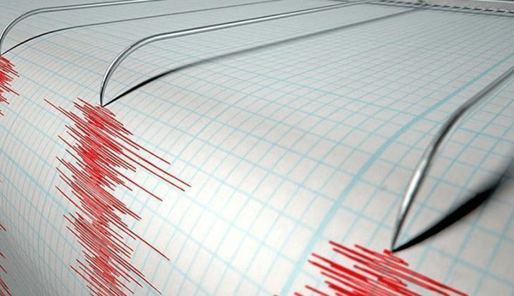 Son dakika haberler... Muğla Datça açıklarında 4.6 büyüklüğünde deprem