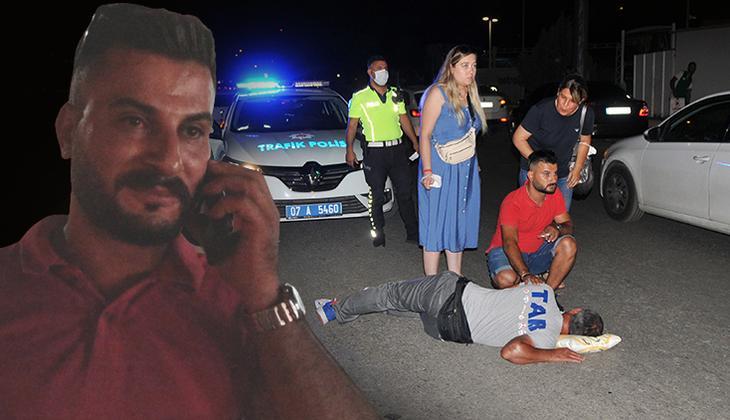 Antalya'da acı tesadüf... Yardım için durduğunda öğrendi