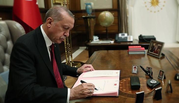 Cumhurbaşkanı Erdoğan'dan suç gelirlerinin aklanması ve terörizmin finansmanı ile mücadeleye ilişkin genelge