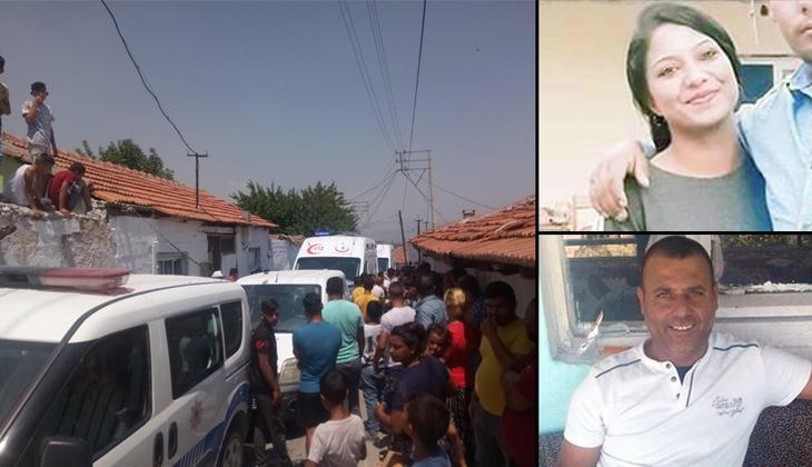 Gelinini öldürüp intihar etti! Ambulansa saldırıp sağlık çalışanını dövdüler