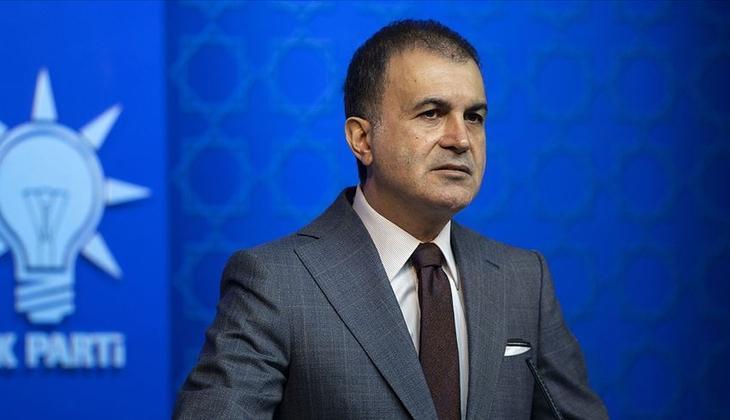 AK Parti Sözcüsü Çelik'ten AB'ye başörtüsü tepkisi