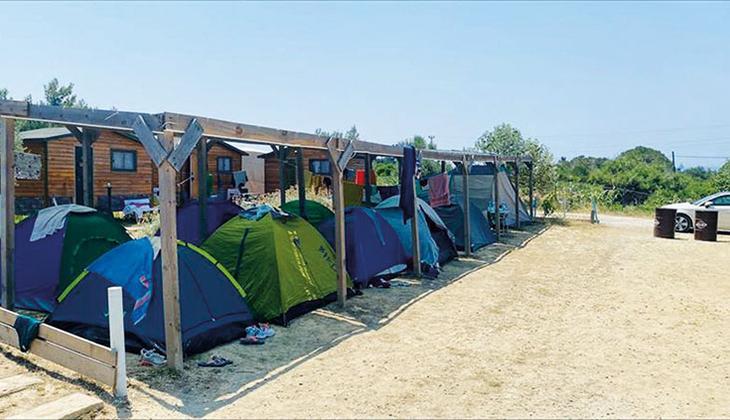 Bozcada'da boş oda kalmadı