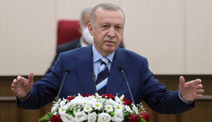 Son dakika... KKTC'ye tarihi ziyaret... Merakla bekleniyordu, Cumhurbaşkanı Erdoğan müjdeyi açıkladı