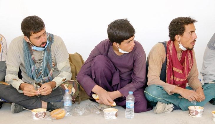 Sınırda Afgan alarmı! Hendek ve çit: PÖH takviyesi...
