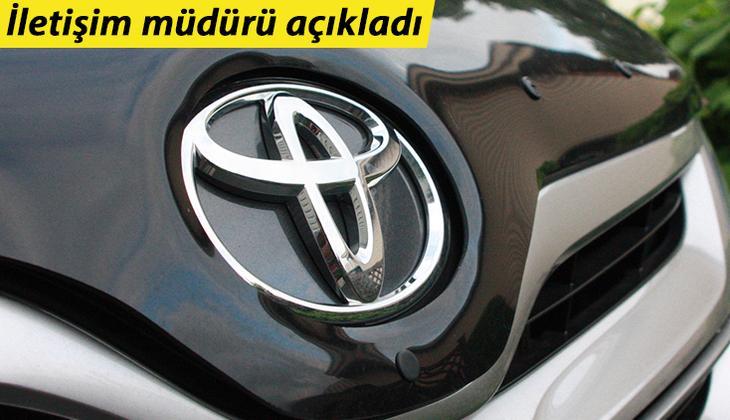 Toyota'dan flaş olimpiyat kararı