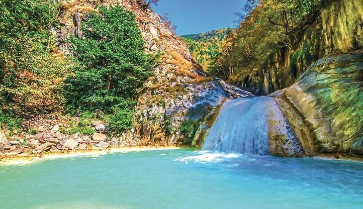 Denize girmek yetmeyince... Türkiye'nin serin suları: 7 bölge,17 şehir ve 20 ŞELALE