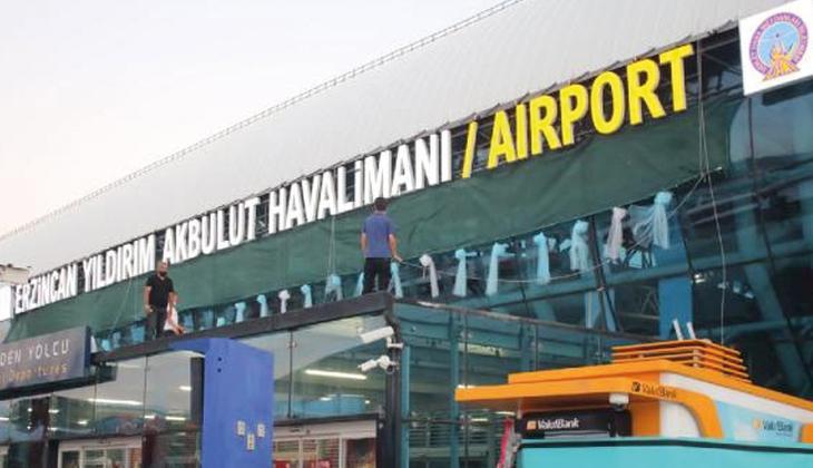 Eski Başbakan Yıldırım Akbulut'un ismi Erzincan Havalimanı'na verildi