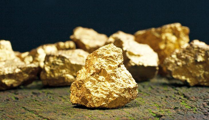 Altın ve uranyum atağı