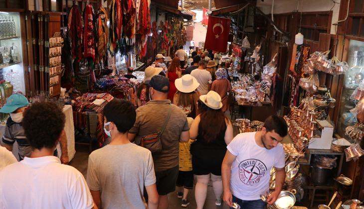 Güneydoğu'da bayram hareketliliği! Turizmcilerin yüzü gülüyor
