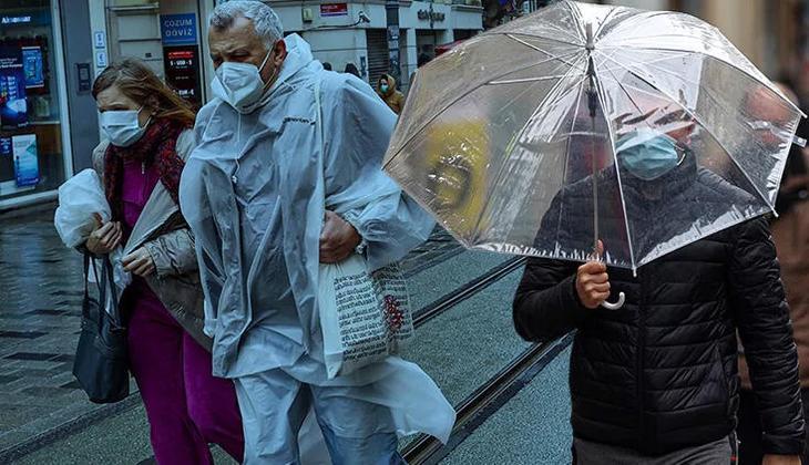 Son dakika: Meteoroloji'den çok sayıda kente sağanak yağış uyarısı! Etkili olacak