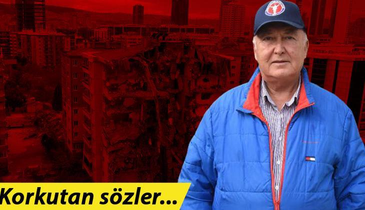 Son dakika... İzmir Karaburun'daki depremlerin ardından korkutan sözler! Prof. Dr. Övgün Ahmet Ercan uyardı