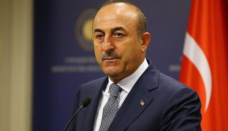 Bakan Çavuşoğlu'ndan KKTC tepkisi: Kıbrıs Türk halkının hakkını sonuna kadar savunacağız