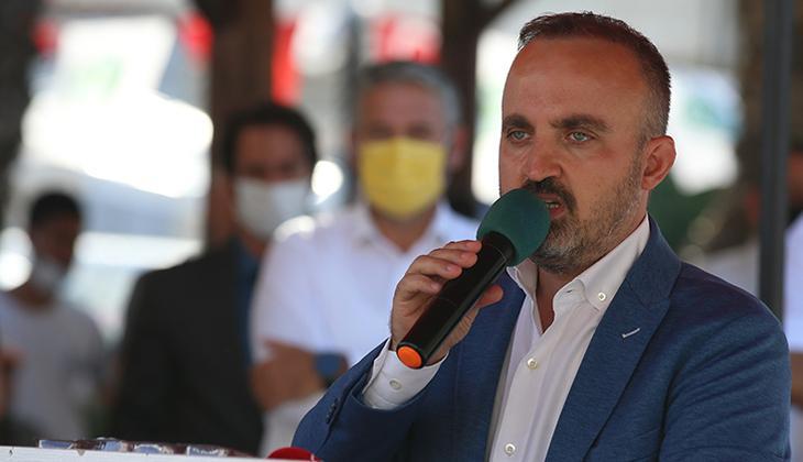 AK Partili Turan, Bolu Belediye Başkanı Özcan'ın ifadelerine tepki gösterdi