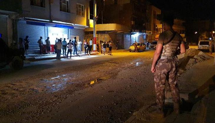 Adana'da silahlı saldırı:1 kişi öldü, 1 kişi yaralı