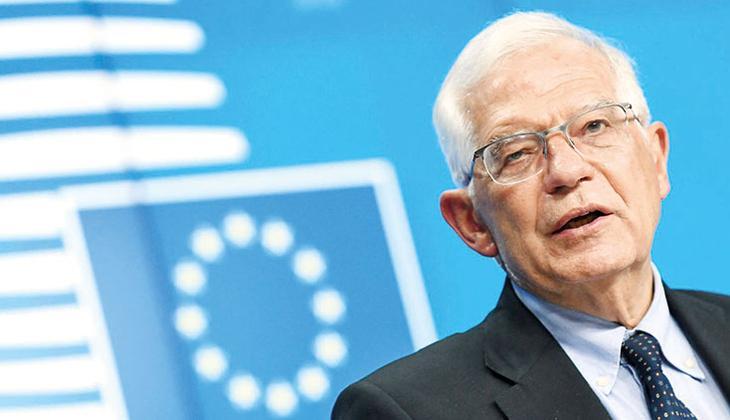 Borrell: Türkiye Libya'da tartışmasız aktörlerden biri