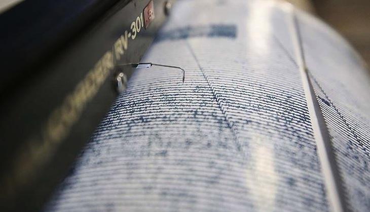 Son dakika: Datça'da şiddetli deprem!