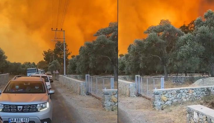 Son dakika: Çökertme yanıyor! Bölgedeki vatandaşlara çağrı