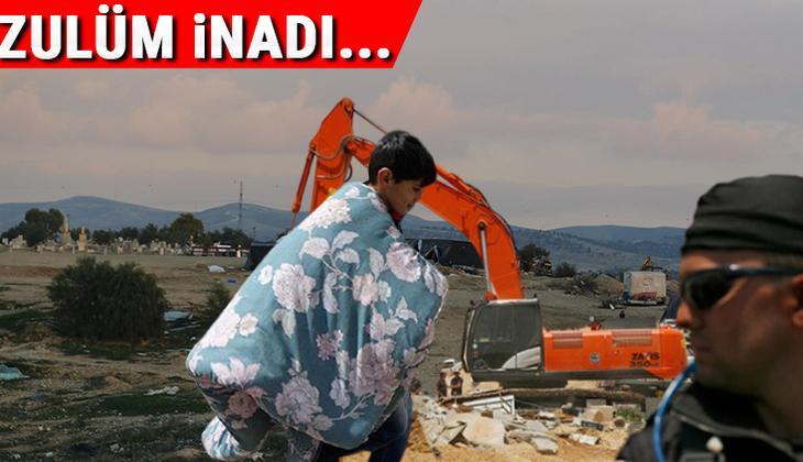 İsrail, Filistin köyü Arakib'i 191'inci kez yıktı