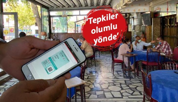 Uygulama Ankara'da başladı! Aşısızlar alınmıyor...
