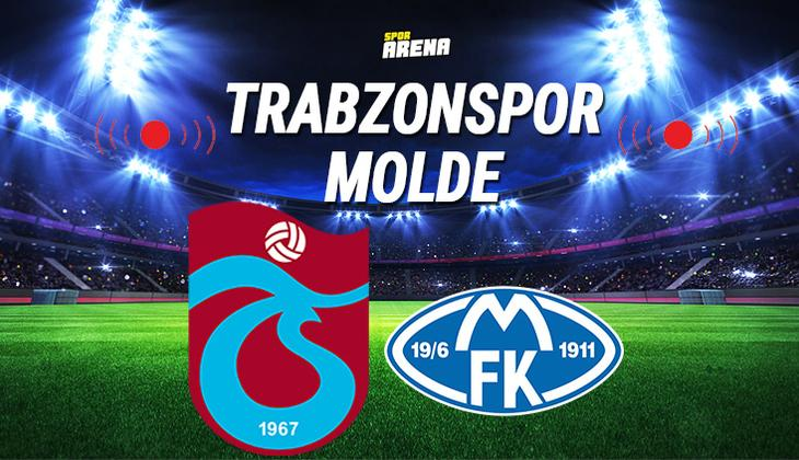 Canlı anlatım: Trabzonspor - Molde maçı