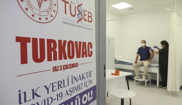 Turkovac'a başvuruda yeni dönem! Artık e-Nabız üzerinden de gönüllü olunabiliyor