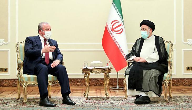 TBMM Başkanı Şentop'tan Afgan göçmen değerlendirmesi: 'En çok İran ve Türkiye etkileniyor'