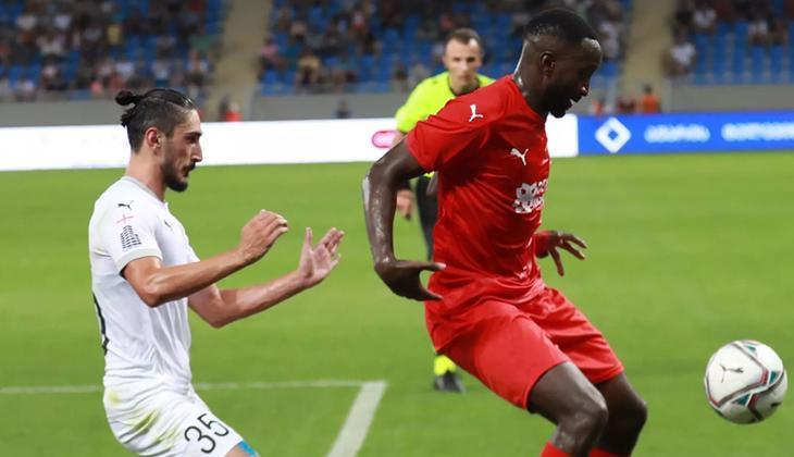 Son Dakika: Dinamo Batumi 1-2 Sivasspor / Maç sonucu ve özeti