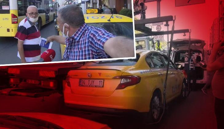 Trafikten men edildi, böyle tepki gösterdi: Adam mı öldürdüm?