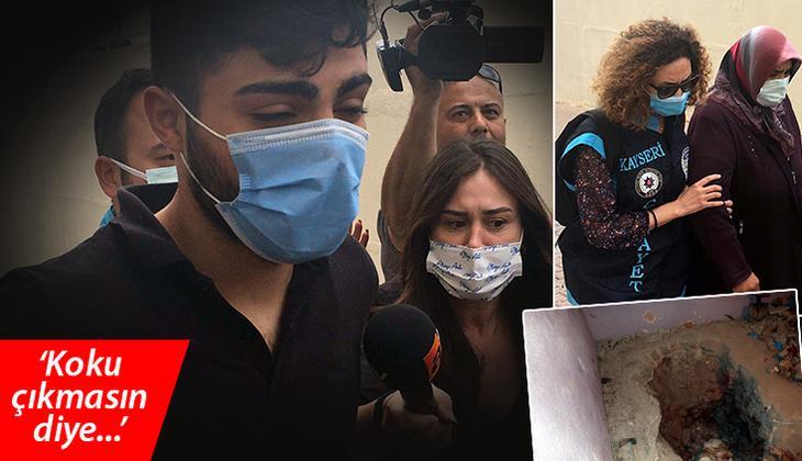 Mehmet Turhan ve Firdevs Öztürk'ü öldürdü! Sözleri kan dondurdu... 'Koku çıkmasın diye...'
