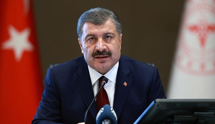 Son dakika... Sağlık Bakanı Fahrettin Koca'dan aşı açıklaması! Son durumu paylaştı