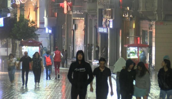 Son dakika haberi: Meteoroloji uyarmıştı... İstanbul'da beklenen yağış başladı