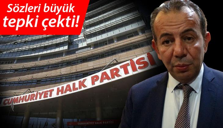 Son dakika: CHP'den Bolu Belediye Başkanı Tanju Özcan açıklaması