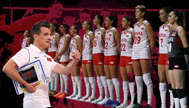 Son Dakika... Filenin Sultanları, Avrupa Şampiyonası yarı finalinde Sırbistan'a kaybetti (Voleybol maçı özeti ve sonucu)